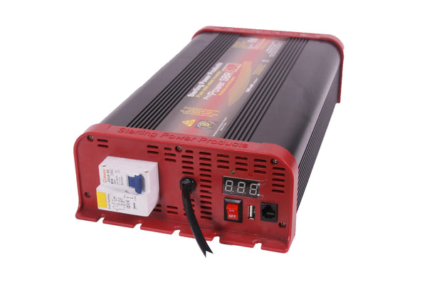 Pure Sine Wave Inverter (3 models available) 30 Days warranty