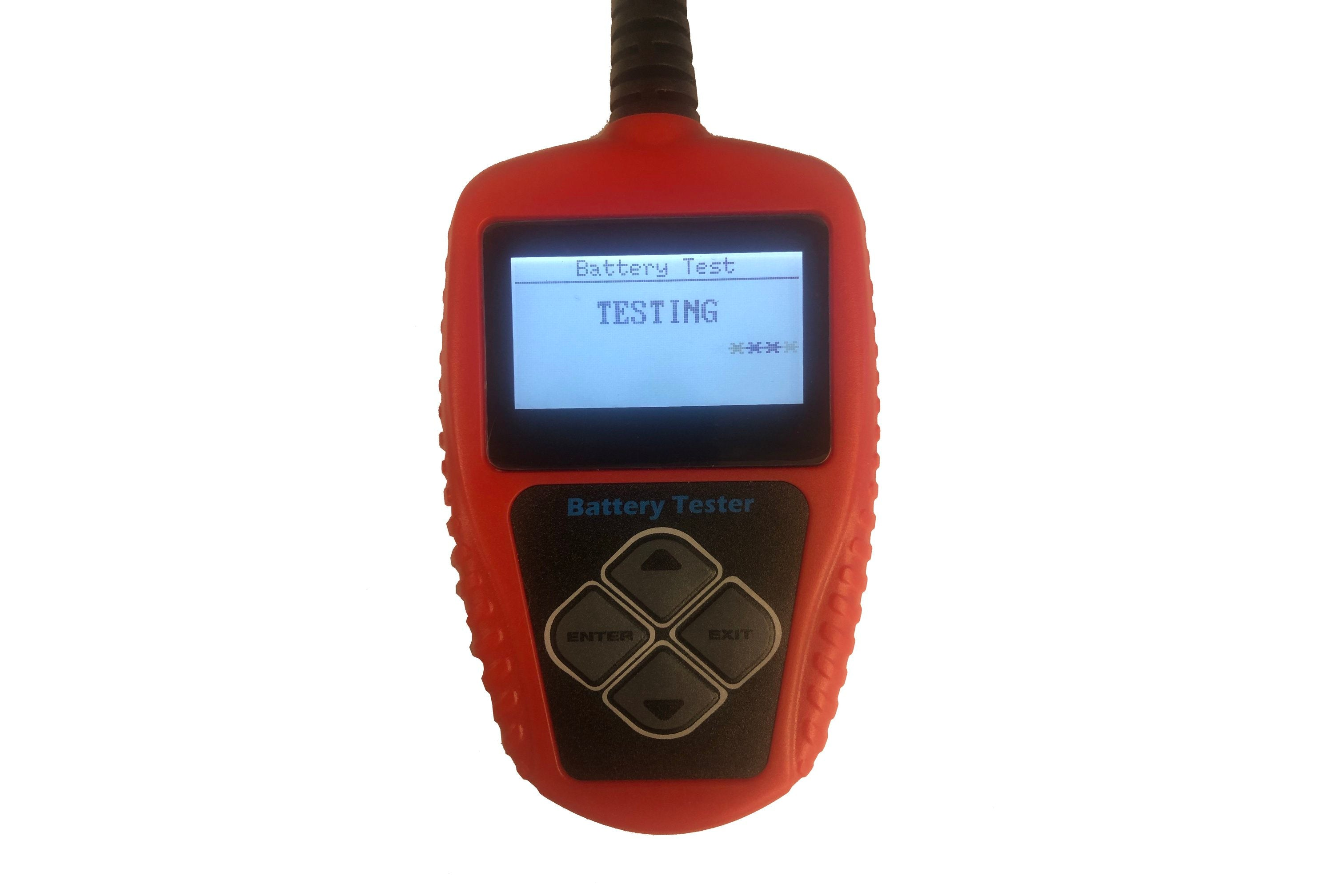 12V Digital Battery Tester