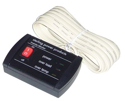Inverter Remote Control with cable (SWR)