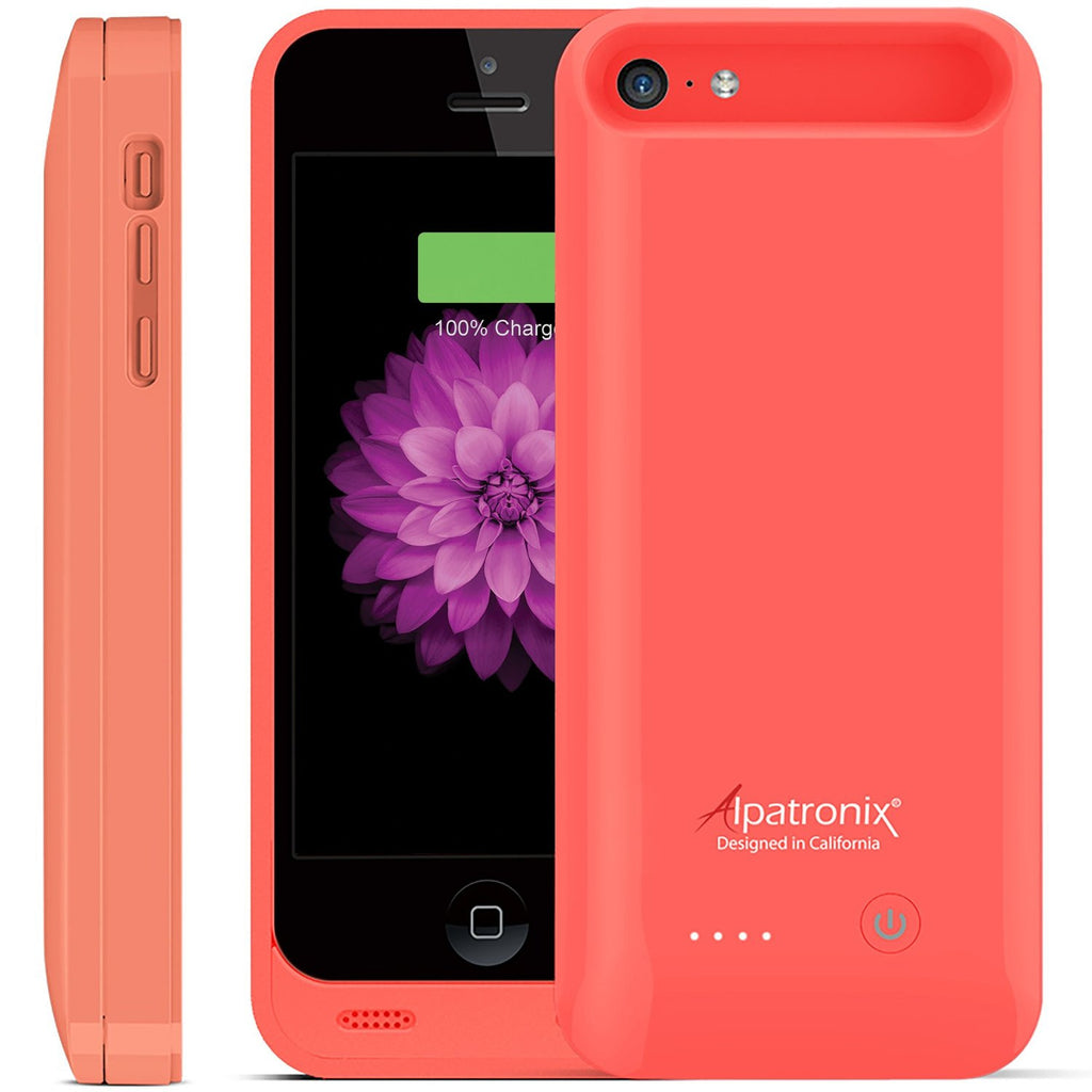 iphone 5c battery case alpatronix bx120plus iphone 5 5s 5c se battery charging 14634