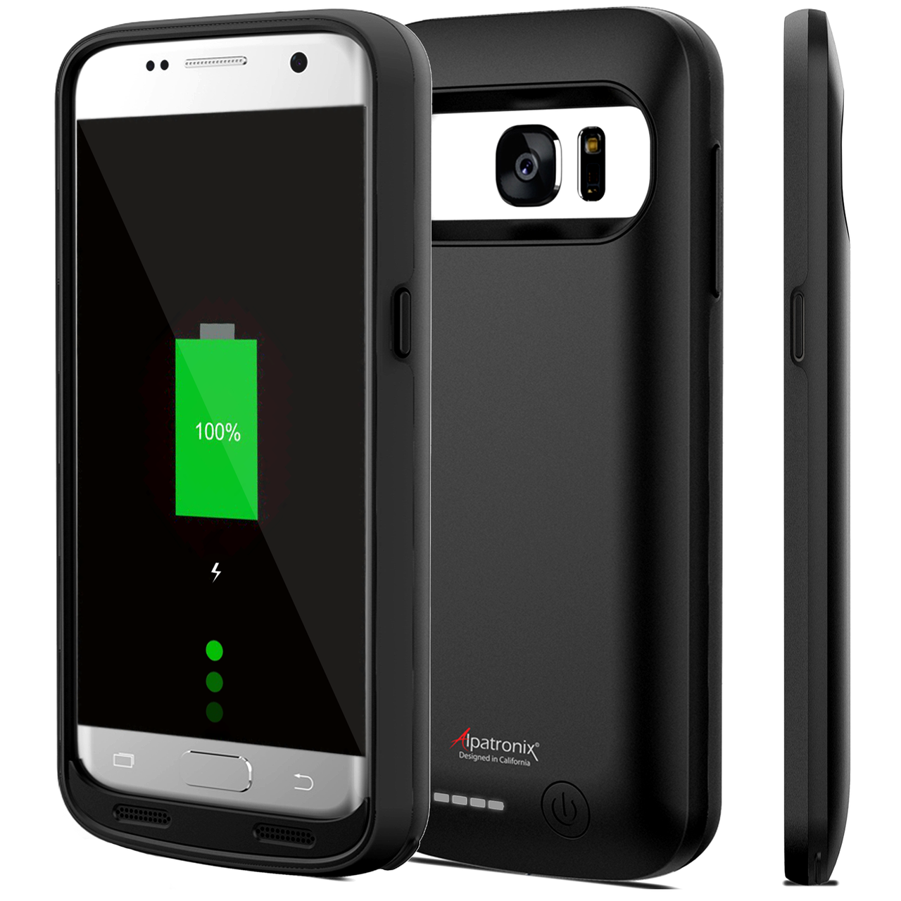 4500mAh Battery Case for Samsung Galaxy S7 (BX420)