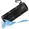 black ax410 waterproof bluetooth speaker