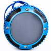 front - blue ax320 wireless stereo speaker