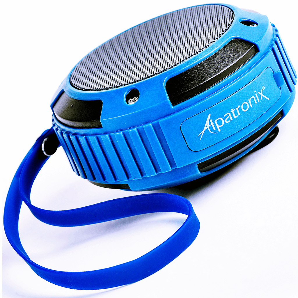 blue ax320 cover for wireless speaker