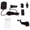 Alpatronix CX100 4 Rapid USB Car Charger Ports 9.6A Front/Back Seat with Smart IC