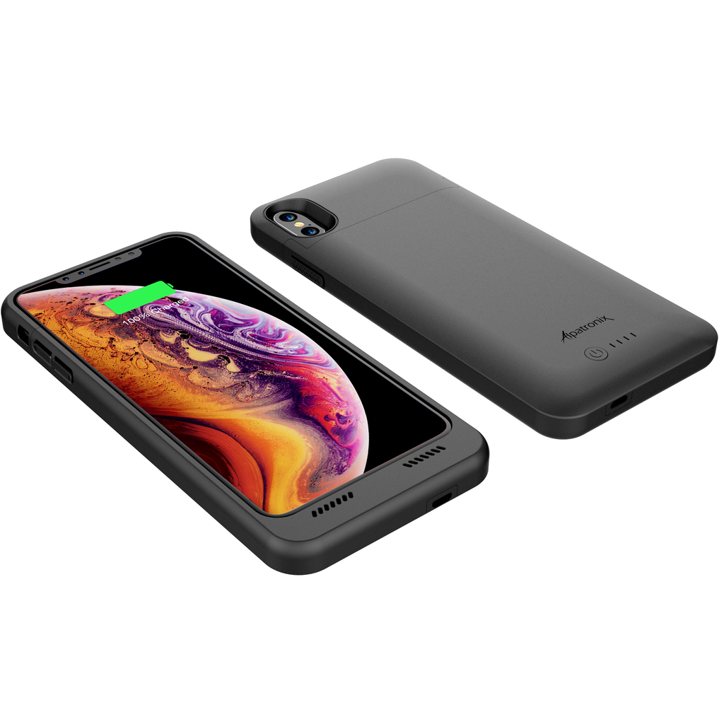5000mAh Qi Compatible Battery Case for iPhone XS Max (BXX Max)