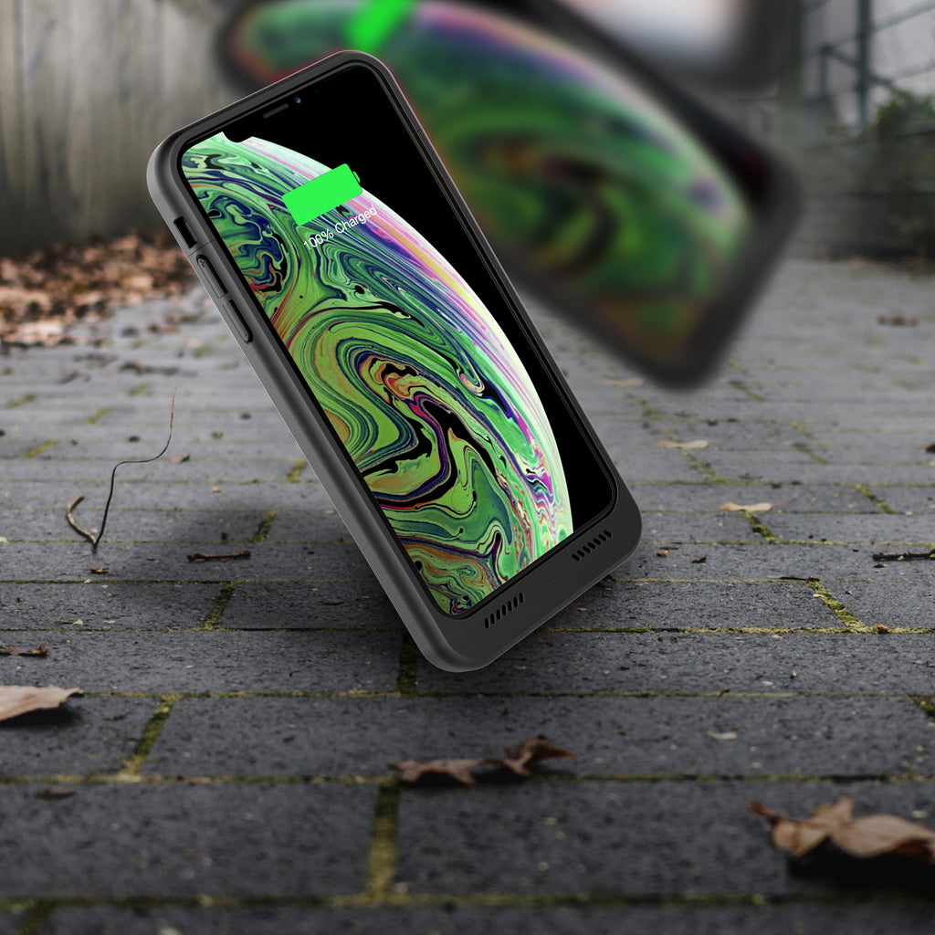 3500mAh Qi Compatible Battery Case for iPhone XS Max (BXXt Max)