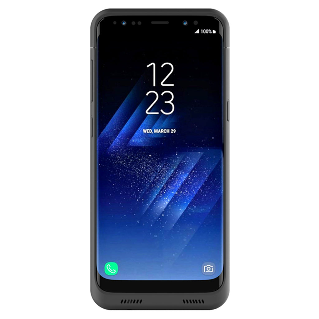 5000mAh Qi Compatible Battery Case for Samsung Galaxy S8+ (BX430plus)