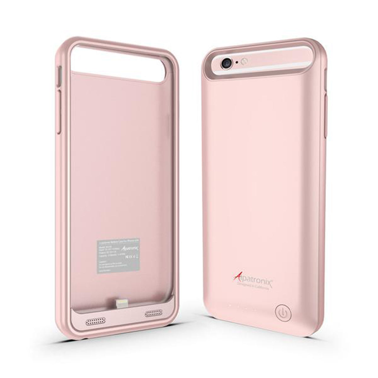 Rose Gold & Pink Color Bumpers