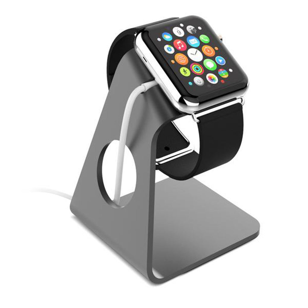 Aluminum Charging Dock Station for Apple Watch Series 1 & 3 (WX100)