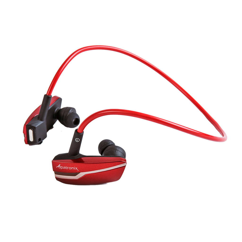 In-Ear Active Bluetooth Wireless Headset Earbuds (HX200)