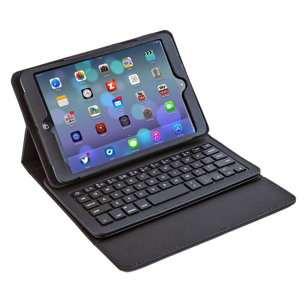 KX101 Bluetoth Keyboard case for iPad Mini - Black