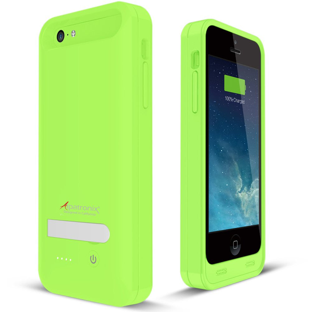 charging case for iphone 5c alpatronix bx120plus iphone 5 5s 5c se battery charging 2216