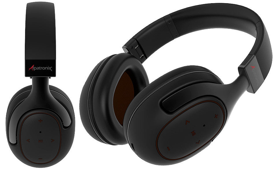 Alpatronix HX101 Bluetooth 4.1 Stereo Headphones