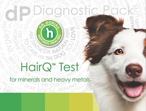HairQ Test - nutritional profile for minerals, heavy metals and toxins