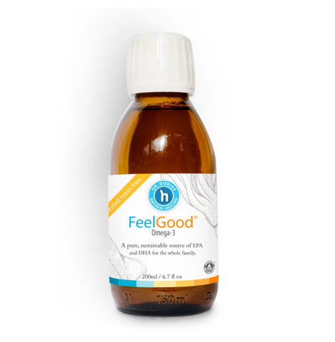 FeelGood Omega - Pure & Sustainable Omega-3 Oil