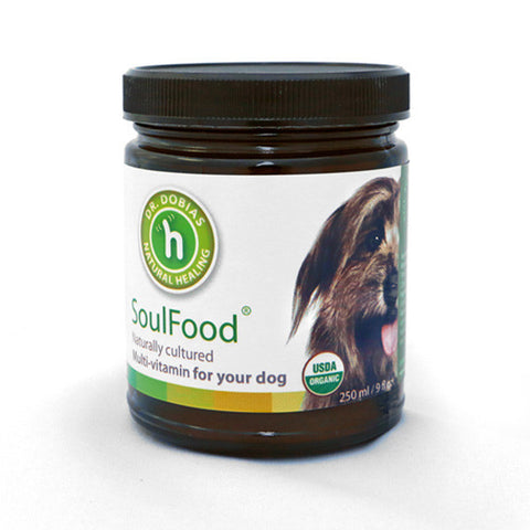 SoulFood - certified organic multivitamin