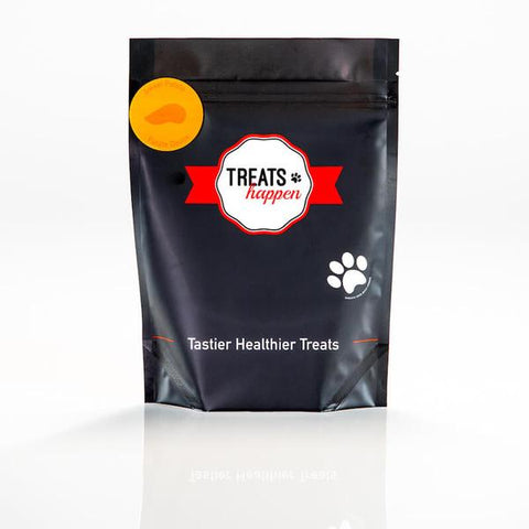 Healthy Dog Treats - Single source,  made in Ontario Canada.
