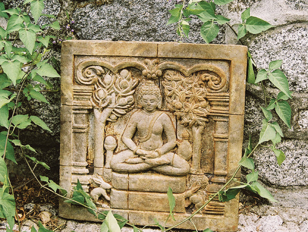 Buddhist Plaque