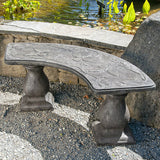 Butterfly Bench - Curved