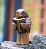 Enlightened Owl - Small