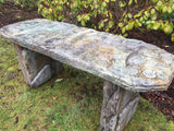 Fossil Bench - Straight in Western Slate