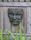 Hanging Greenman in Western Slate Finish