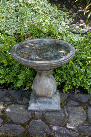 Hummingbird Birdbath - Small