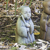 Jizo Child – The Protector in Western Slate