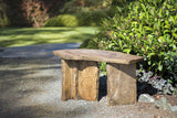 Pennsylvania Slate Bench in Ancient Stone