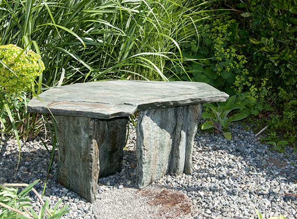 Pennsylvania Slate Bench