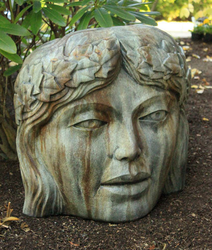 Princess of the Garden in Western Slate Finish