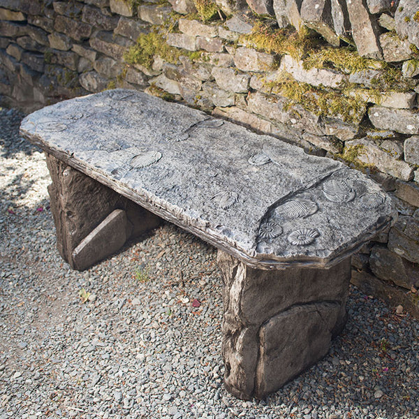 Fossil Bench - Straight