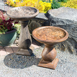 Hummingbird Birdbath - Tall
