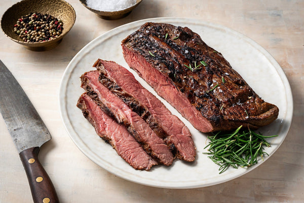 Seared Beef Flat Iron Case
