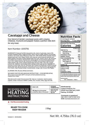 Cavatappi and Cheese