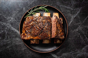 Seared Bone-In Short Ribs