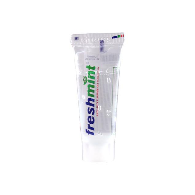 0.6oz Clear Gel Toothpaste