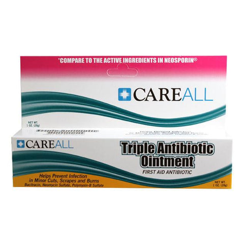 1oz Triple Antibacterial Ointment