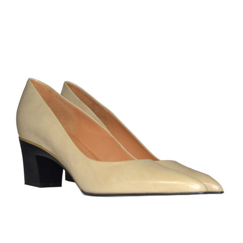 Helen Sable Calf Gold