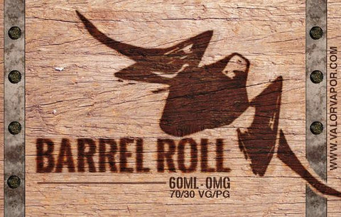 Valor Vapor - Barrel Roll