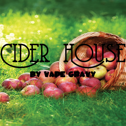 Cider House by Vape Gravy (60ml)