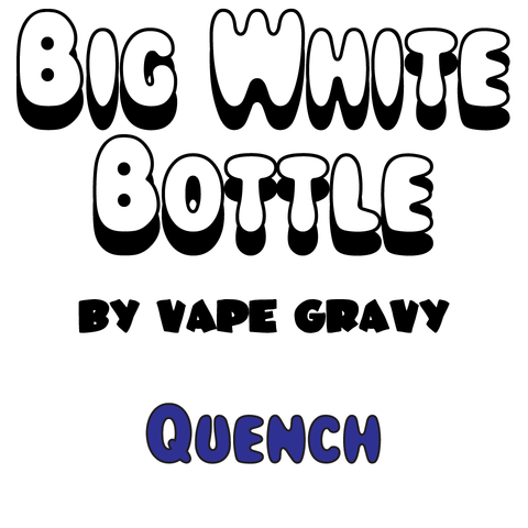 Big White Bottle - Quench