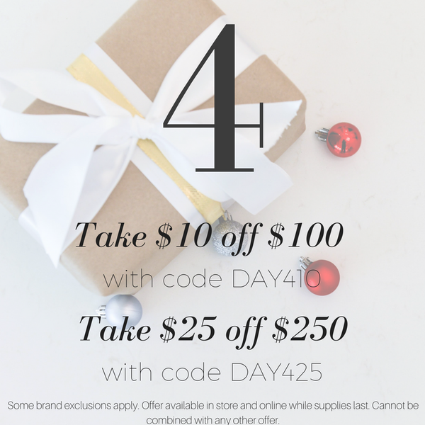 12 Days of Giveaways - Day 4!
