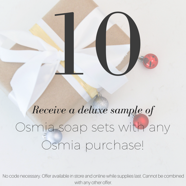 12 Days of Giveaways - Day 10!