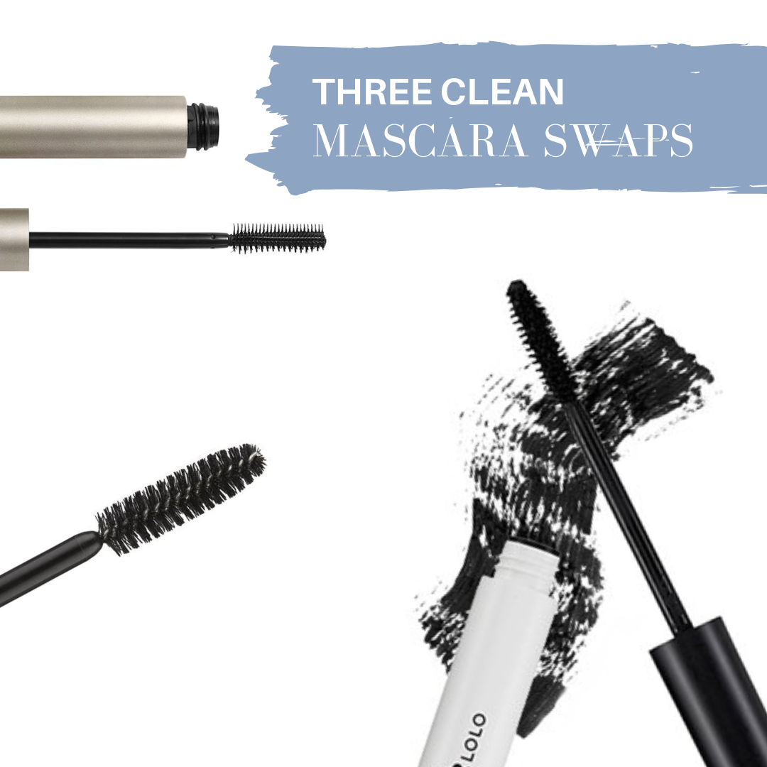 three clean mascara swaps