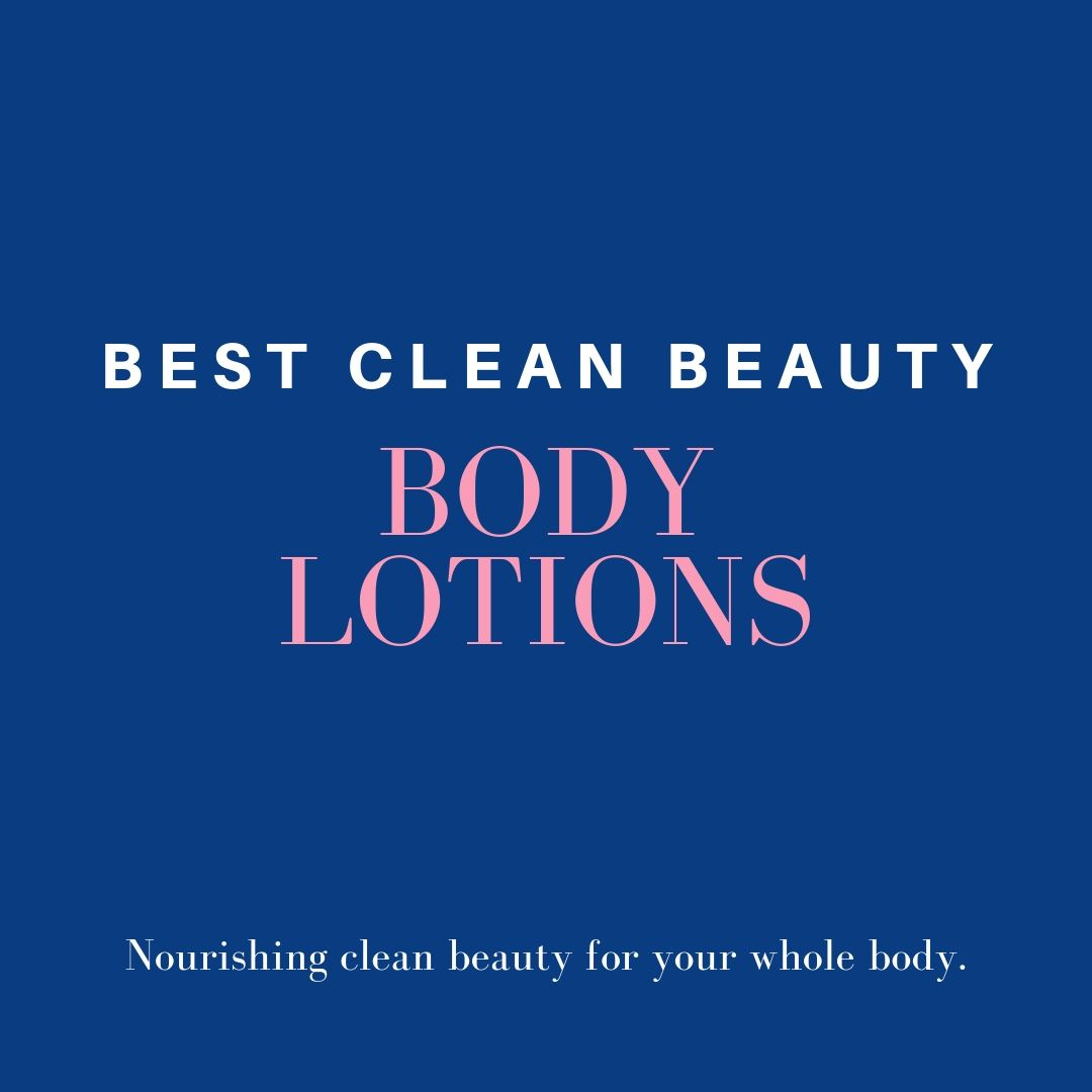 Best of Body Lotions