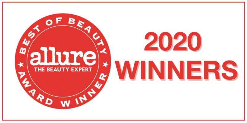 ALLURE Best of Beauty Winners