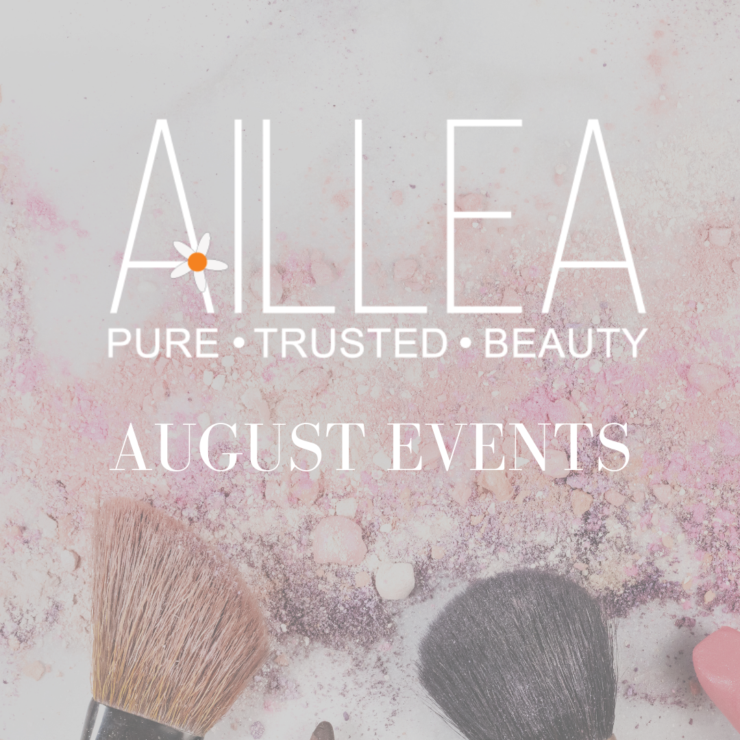Aillea August Events