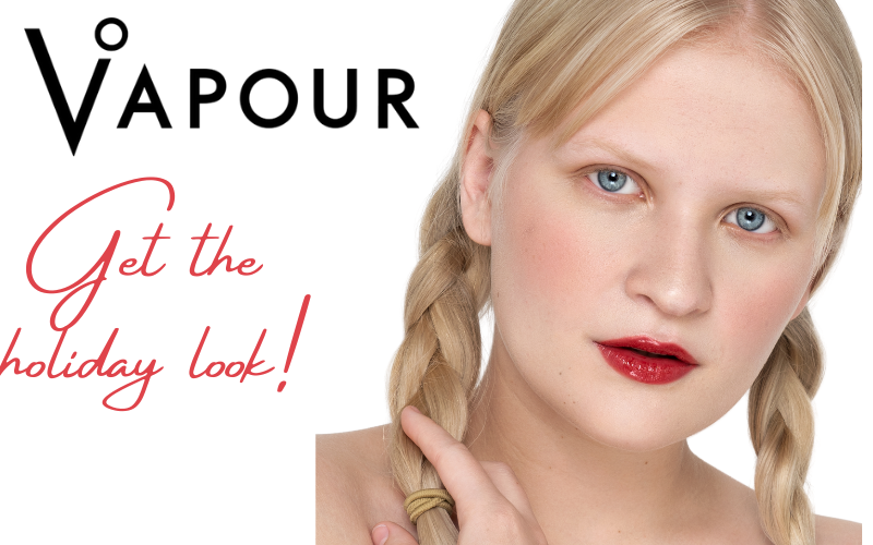 Vapour Get the holiday look